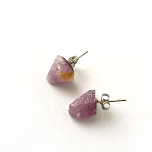 Sundrop Amethyst Earrings - Earrings