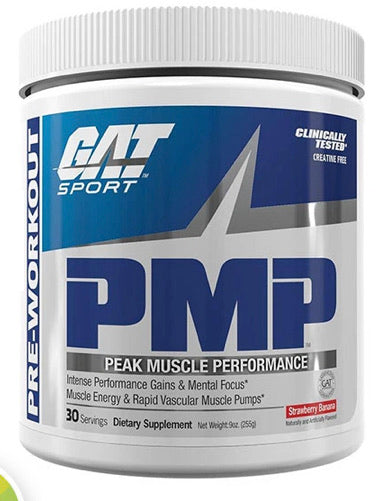 GAT SPORT - PMP PRE WORKOUT 30 PORTIONS