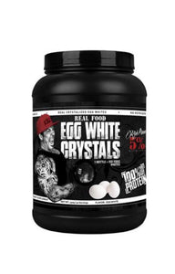 5% Nutrition - Real Food Egg White Crystals(30 Servings)