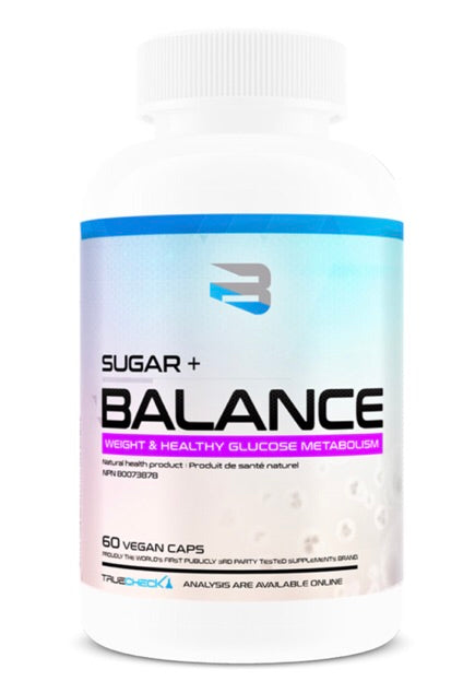 Believe Supplements Sugar Balance