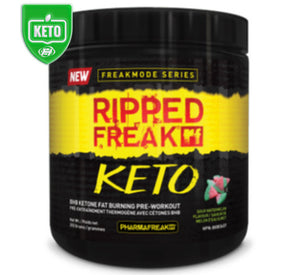 Pharmafreak Ripped Freak Keto Melon d'eau (30 Portions)