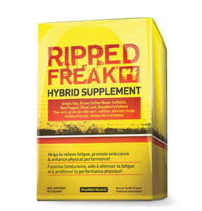 PharmaFreak Ripped Freak Hybrid Supplement