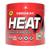 Magnum Heat Accelerated (120 Capsules)
