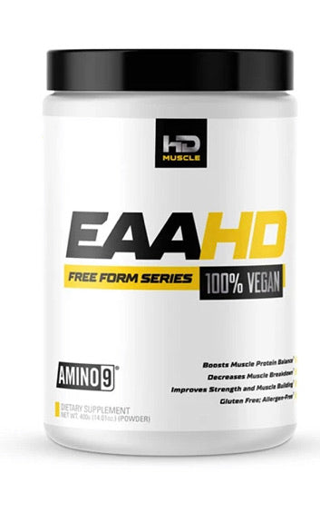 HD MUSCLE - EAA HD 400G 40 SERVINGS
