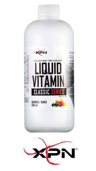 XPN Liquid Vitamin - Baies - (500ml)