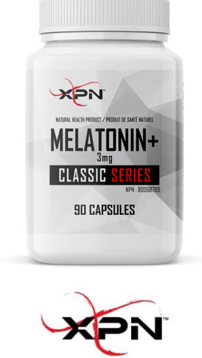 XPN Melatonin+ (90 Caps)