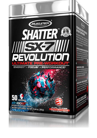 Shatter Sx-7 Revolution (Pre Workout)