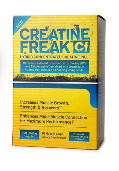 PharmaFreak • Creatine Freak