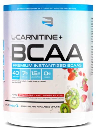BCAA + L-CARNITINE (40 Portion)