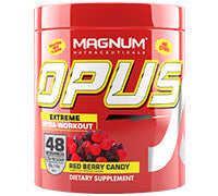 Magnum OPUS - Red Berry Candy(48 Servings)