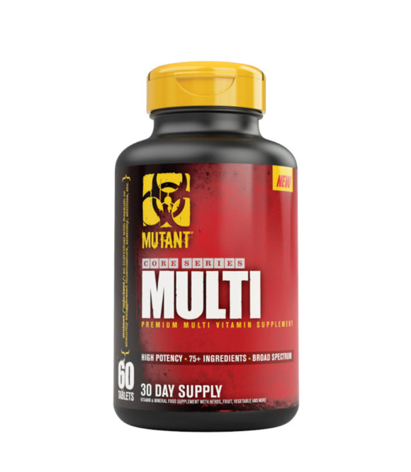 Mutant Multivitamine (60 Comprimés)