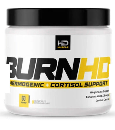 HD MUSCLE - BURN HD 60 SERVINGS