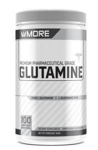 More Glutamine - (100 Servings)