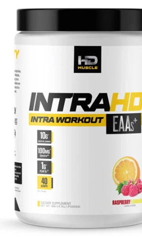 HD MUSCLE - INTRA HD 400G 40 SERVINGS