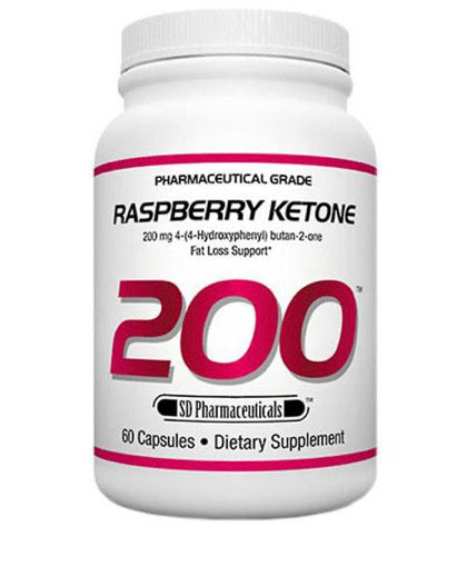 Raspberry Ketone 200 - (120 Caps)