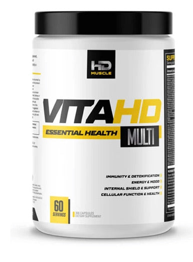 HD MUSCLE - VITA HD 300 CAPSULES 60 SERVINGS