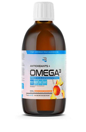 Antioxydants + Omega 3