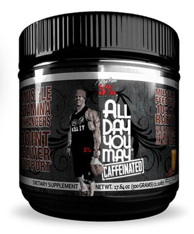 5% Nutrition All Day You May - 5% Nutrition