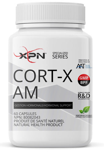 Cort-X AM (60 Caps)- XPN