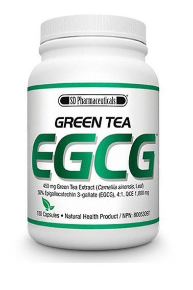 Green Tea EGCG (180 Caps)