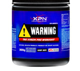 👊🏻XPN👊🏻 - WARNING PRE WORKOUT