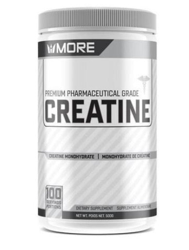 More Creatine - (100 Servings)