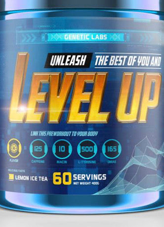 Level Up (60 Servings)