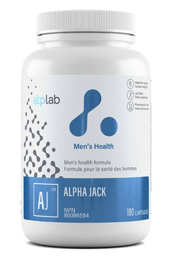 ATP LABS - ALPHA JACK 120 CAPS