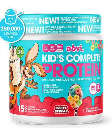 KIDS OBVI SUPER COLLAGEN - 312G
