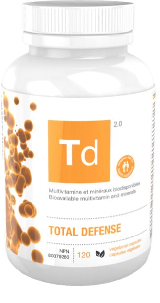 ATP Total Defense 2.0 - 120 tabs