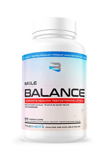 BELIEVE SUPPLEMENT - MALE BALANCE 120 CAPSULES