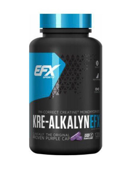 KRE-ALKALYN EFX (120 Caps)