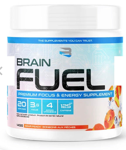BELIEVE SUPPLEMENTS - BRAIN FUEL 145