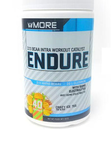 More Endure - (40 Servings)