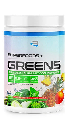 BELIEVE - SUPERFOODS + GREENS 300G
