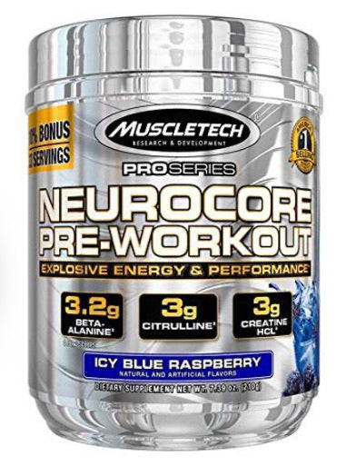 MuscleTech - Neurocore Pré-Workout
