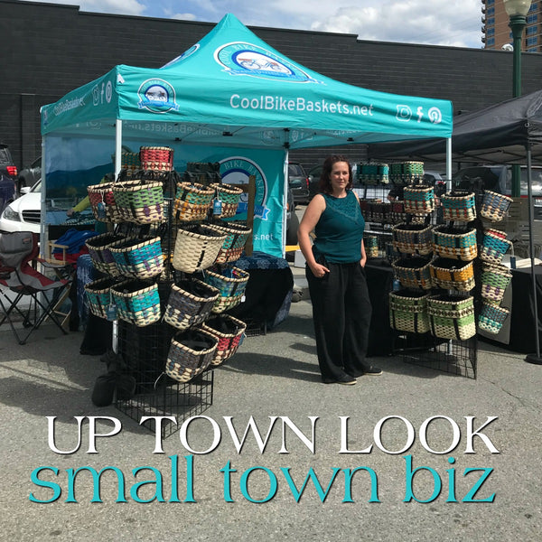 small town biz - UP TOWN look