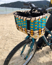 Load image into Gallery viewer, Blue Skies Bike Baskets - Cool Bike Baskets