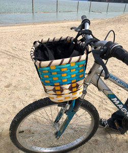 Blue Skies Bike Baskets - Cool Bike Baskets