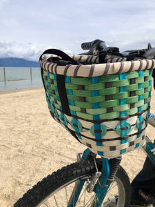 Forget-me-not Bike Baskets - Bike Baskets | Cool Bike Baskets