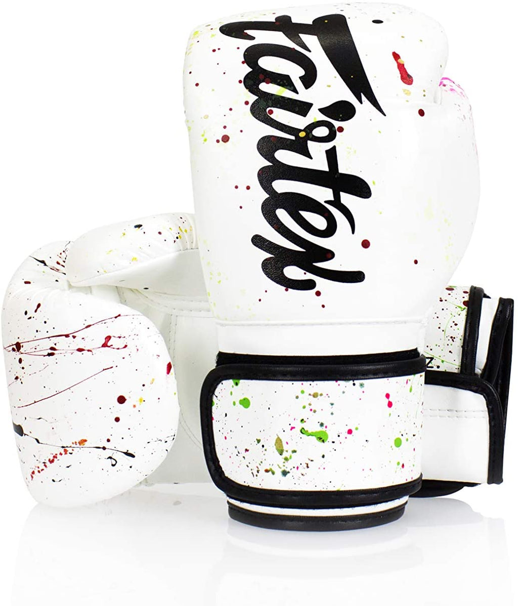 Fairtex BGV11 Painter Muay Thai Boxing Glove - Fairtex Store