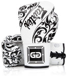 Fairtex  BGLG2 White Kick Boxing Glove - Fairtex Store