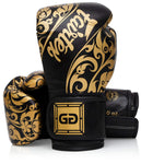 Fairtex BGLG2 Black Kickboxing Glove - Fairtex Store