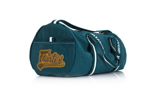 Fairtex BAG9 Retro Style Barrel Bag - Fairtex Store