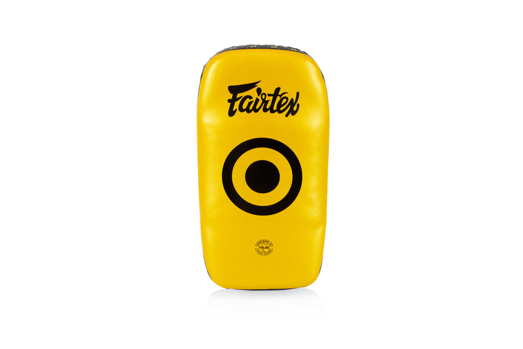 Fairtex KPLC5 Muay Thai Kickboxing Lightweight Thai Pads - Fairtex Store