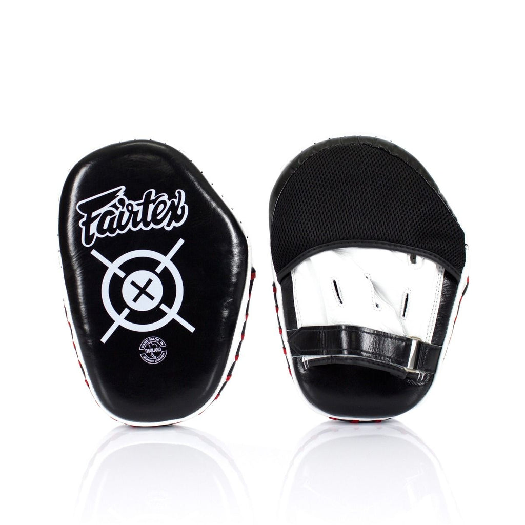 Fairtex FMV11 Aero Focus Punching Mitts - Fairtex Store