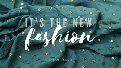 It's the new fashion: Handmade, Authentic & Natural