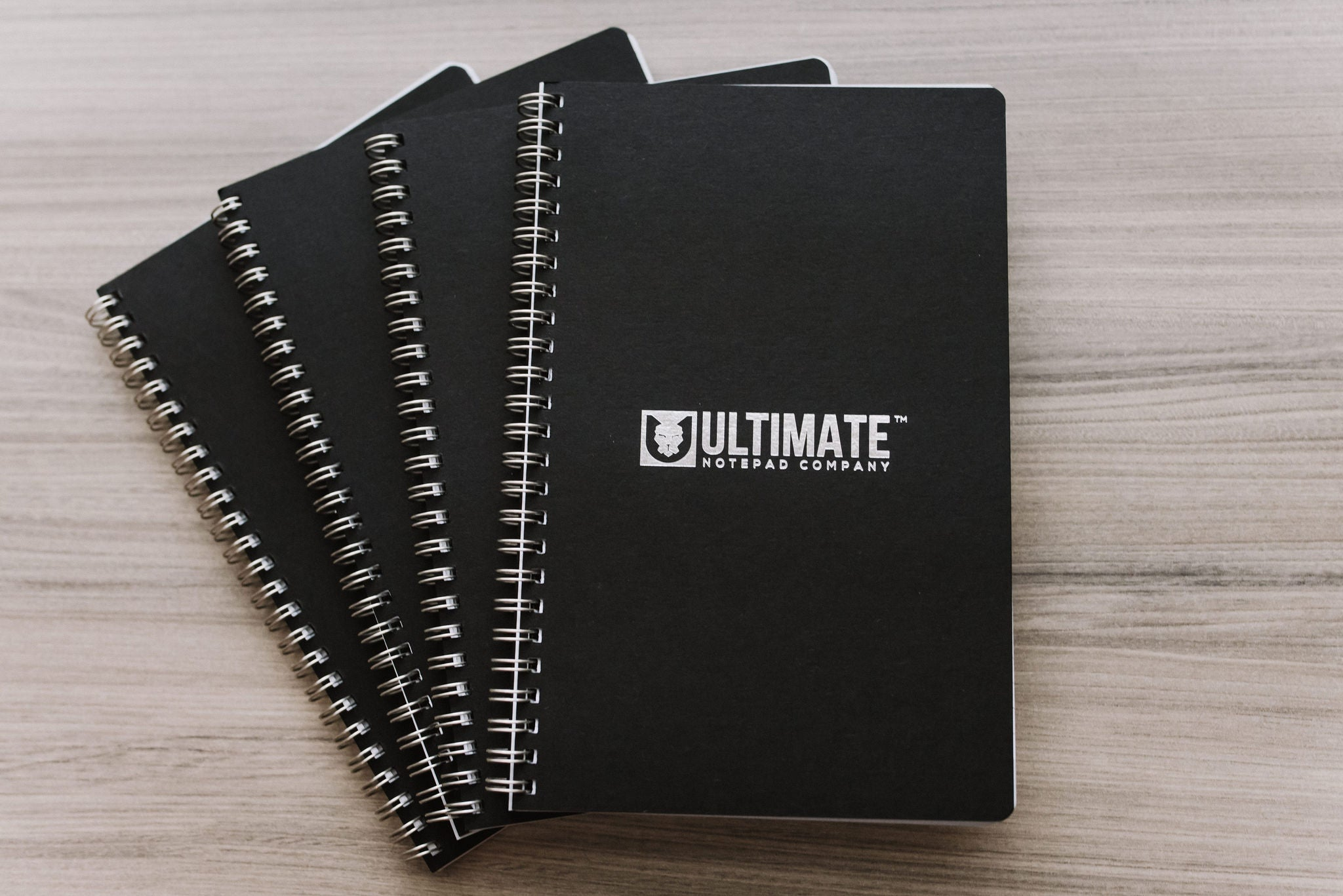 "Ultimate Spiral Notebook™ (5.5"" x 8.5"")"