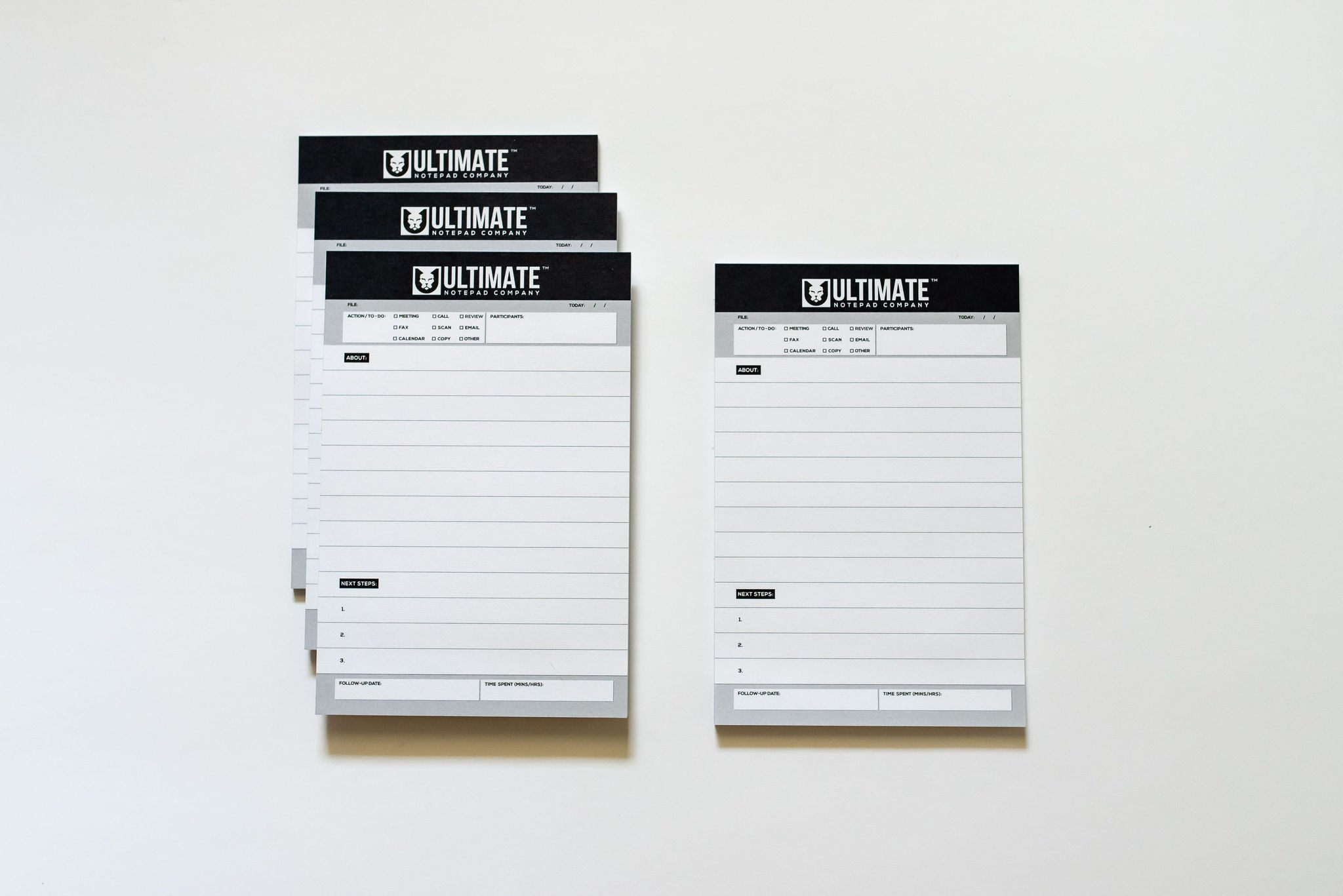 Ultimate Sticky Notepads™ (5-Pack)