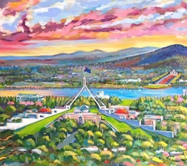 Canberra Painting Classes Paint Sip Act Life With Paint